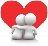 pareja, enamorados
